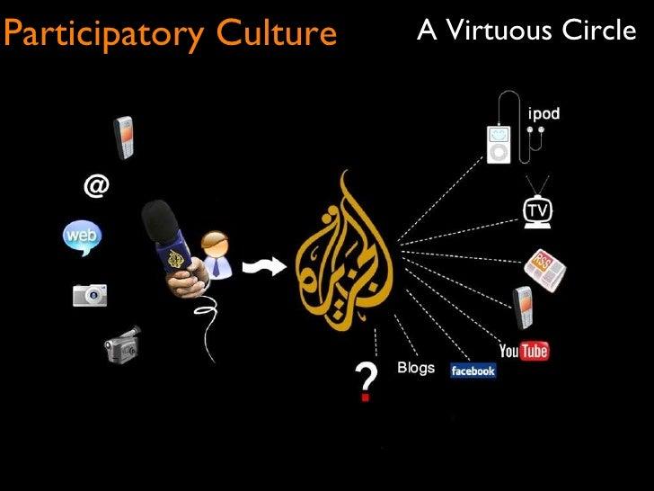A Virtuous Circle Participatory Culture