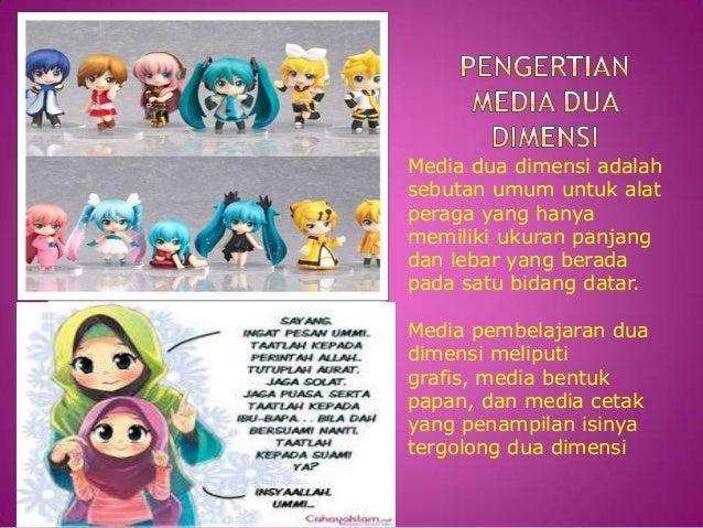 Media 2 3 Dimensi Dan Lingkungan