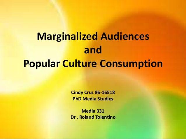 mass media and popular american culture