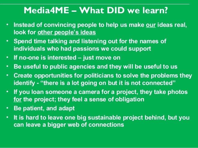 Media4ME in Milton Keynes, Media4ME Conference, Utrecht, 21 Feb 2013 Slide 2