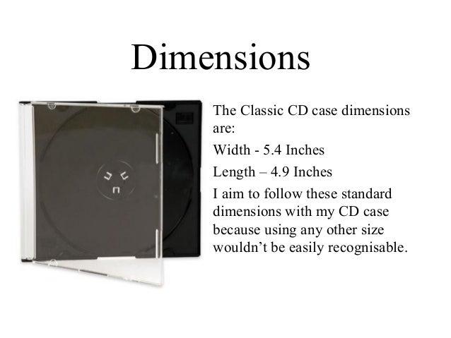 CD case ideas