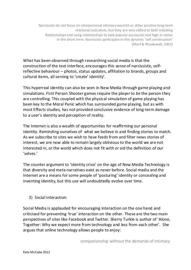 Media A2 New Media Technology