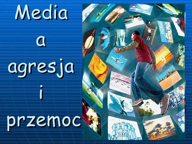 AGRESJA W MEDIACH PDF