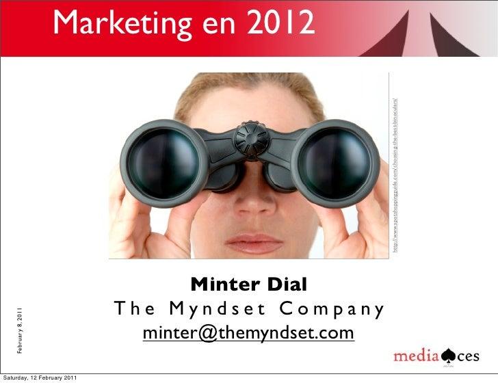 Marketing en 2012                                                       http://www.spotshoppingguide.com/choosing-the-best...
