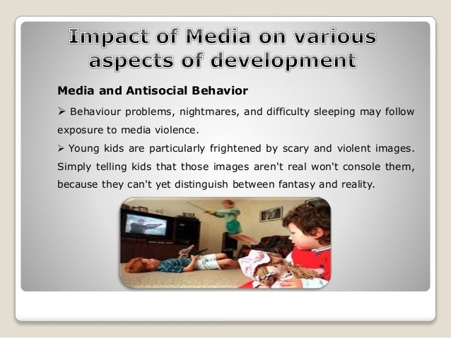 Television violence and the impact on kids