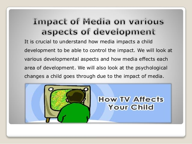 understanding the influence of television on children Percentage of children who show understanding of tv advertising is substantially lower effects of age, gender, and parental influence are assessed using murals, a regression analysis method for categorical and continuous variables, and chaid, an analysis method to.