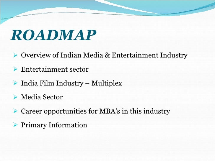 Media And Entertainment Industry Slide 2