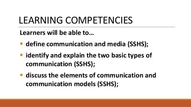 Media and Information Literacy (MIL) - 1. Introduction to Media and Information Literacy (Part 1) Communication, Communication Models, Media Literacy, Information Literacy, Technology (Digital) Literacy, and MIL Slide 2
