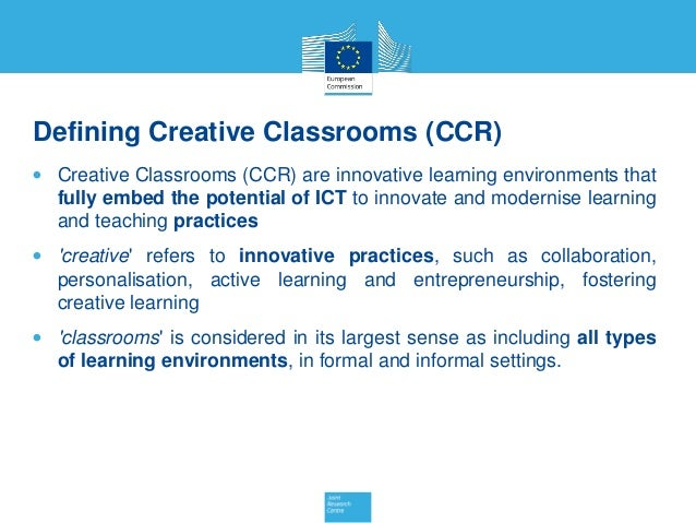 Innovative Classroom Strategies For Effective On Educational Transaction : M l creative classrooms a systemic approach for