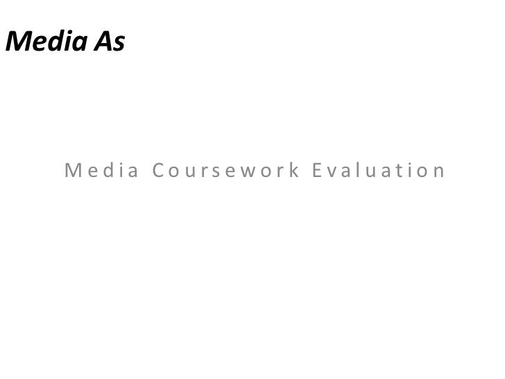 Media as evaluation