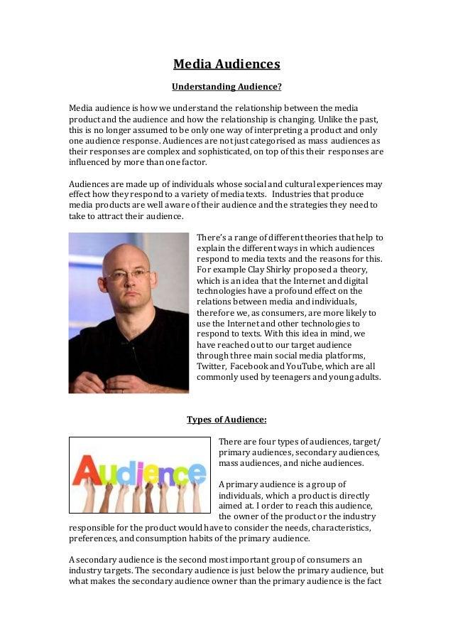 media audience pdf