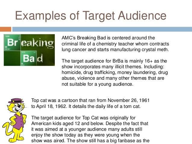 target audience essay