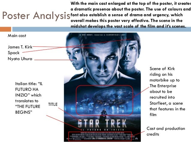 Analysis: Star Trek