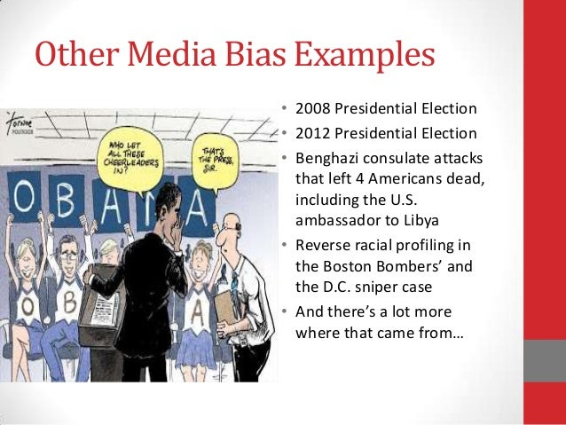 Accuracy In Media Media Bias