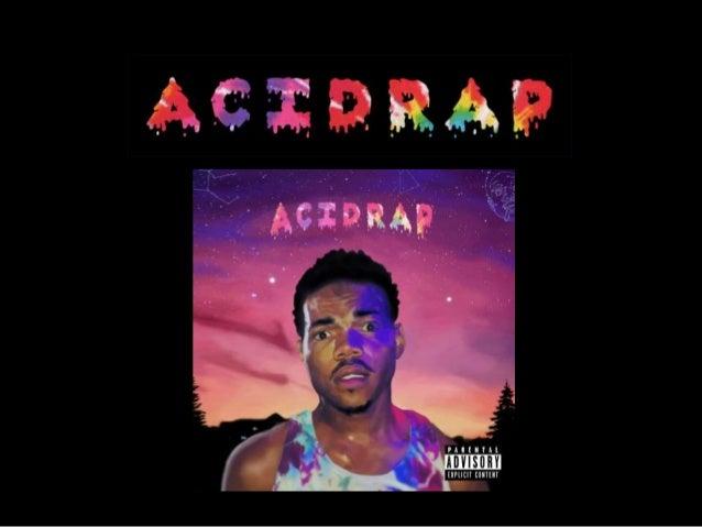 Chance The Rapper- Acid Rap (Full Album) [HQ] by Nqo ...