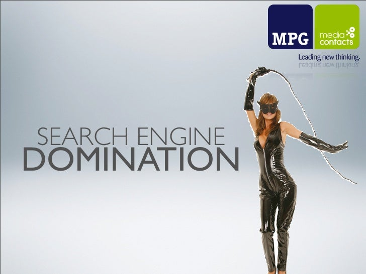 SEARCH ENGINEDOMINATION