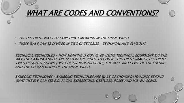 Media conventions Slide 3