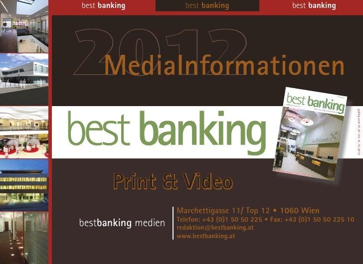 best banking           best banking                      best banking2012 MediaInformationen                              ...