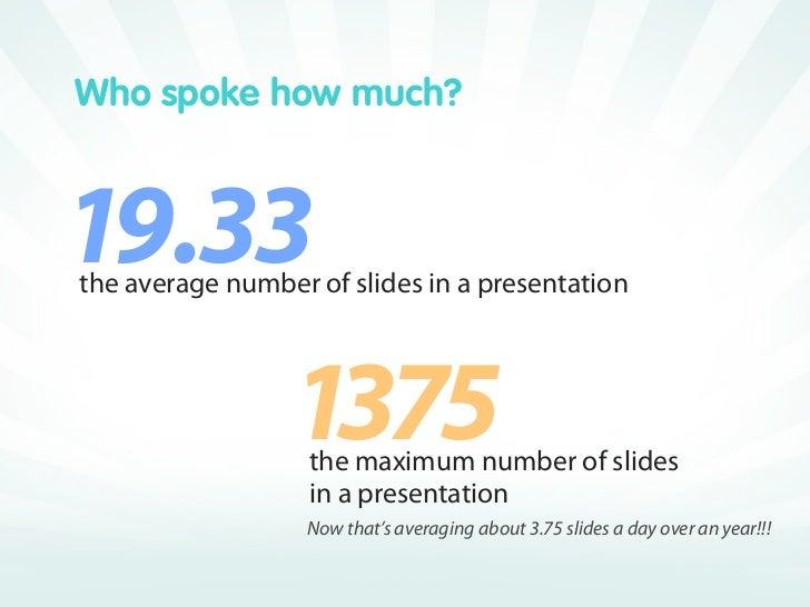 SlideShare Zeitgeist 2009 Slide 3