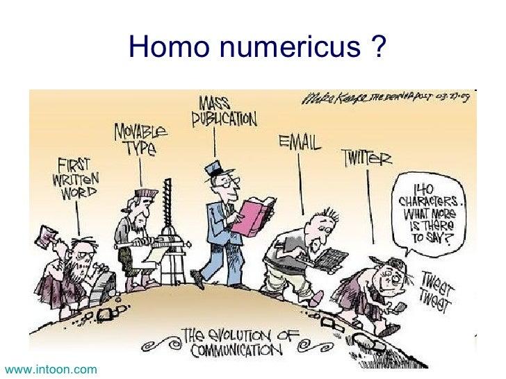 Homo numericus ? www.intoon.com