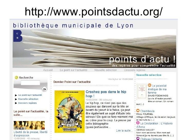 http://www.pointsdactu.org/