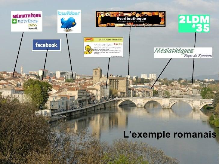 L'exemple romanais