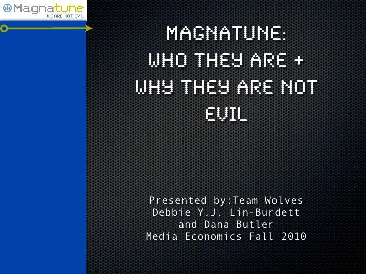 Media economics final project d+d final