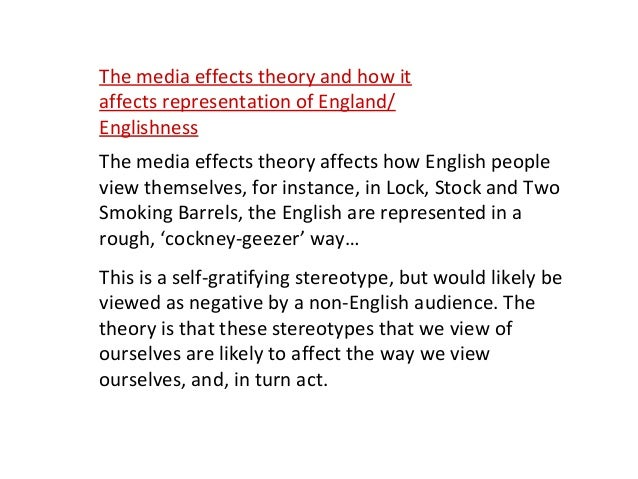 media effects essay 8