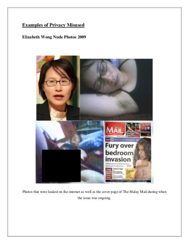 elizabeth wong nudes