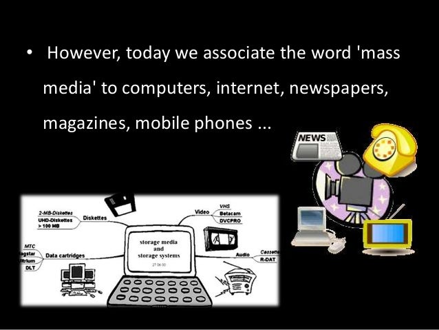 •    The highest level media revolutions, doubts are    being the invention of    paper, phones, television, radio, comput...