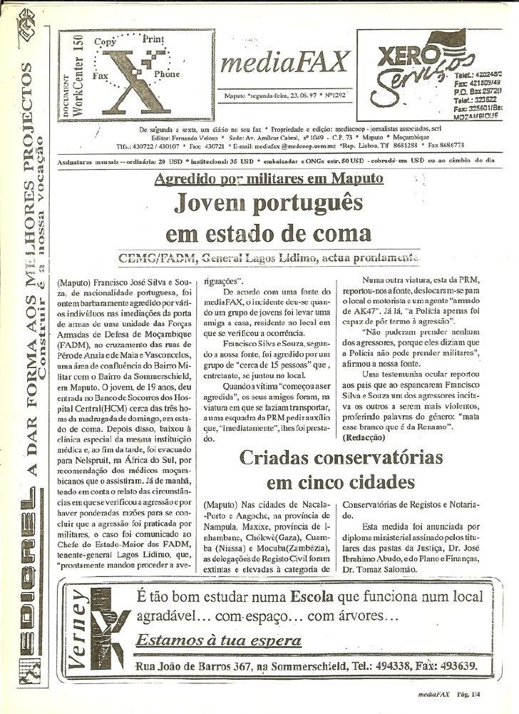 MediaFAX – 23.06.1997