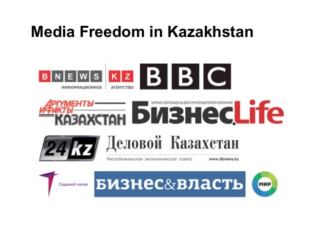 Media Freedom in Kazakhstan