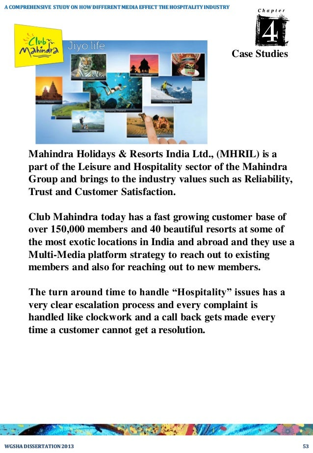 Mahindra scorpio case study