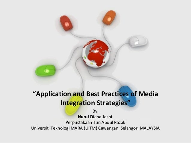 Media integration strategies click here to download this powerpoint template colorful networks free powerpoint template for more toneelgroepblik Gallery