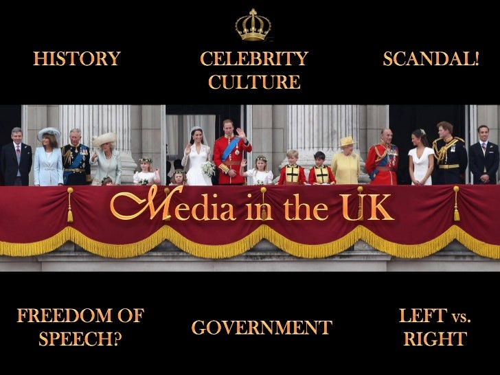 Media in the UK