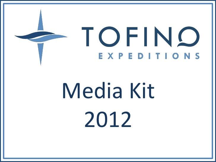 Media Kit 2012