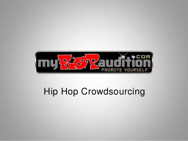 Hip Hop Crowdsourcing