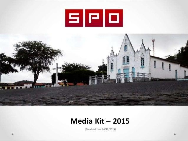 Media Kit – 2015 (Atualizado em 14/10/2015)