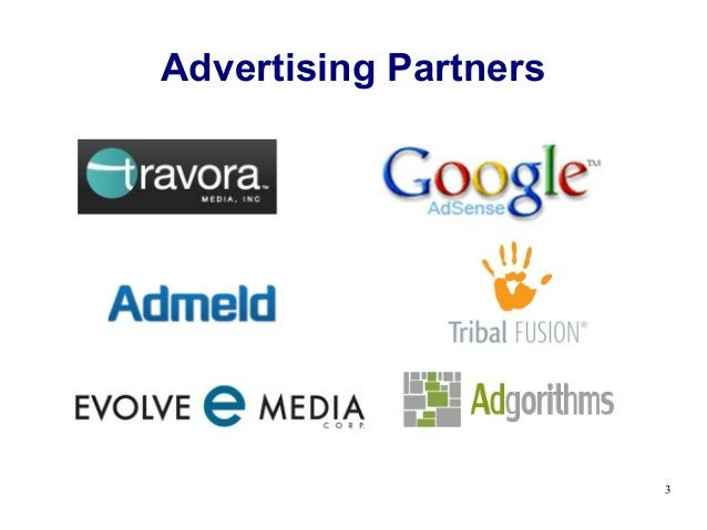 Advertising Partners                       3