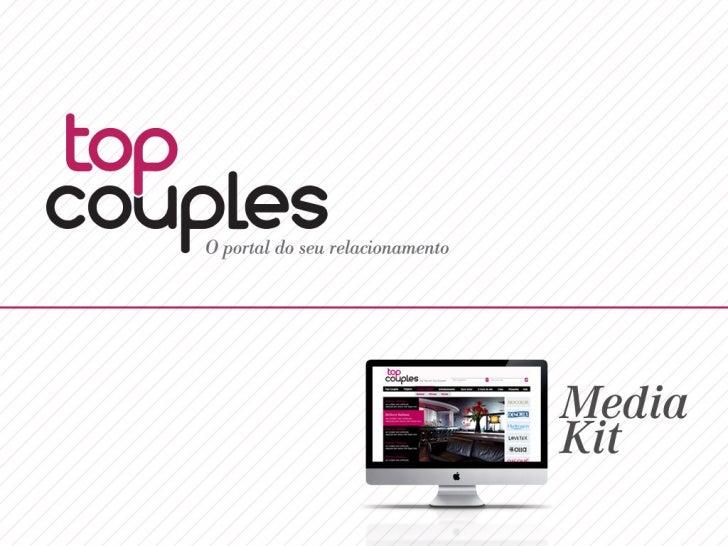 ConceitoO site Top Couples tem a proposta de orientar casais, por meio de dicaspráticas, a saborearem a vida a dois de for...