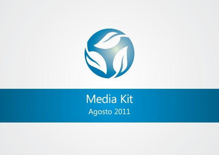 Media KitAgosto 2011