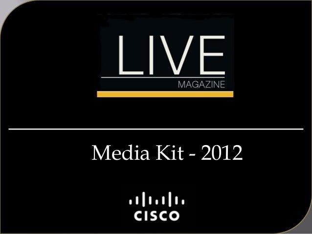 Media Kit - 2012