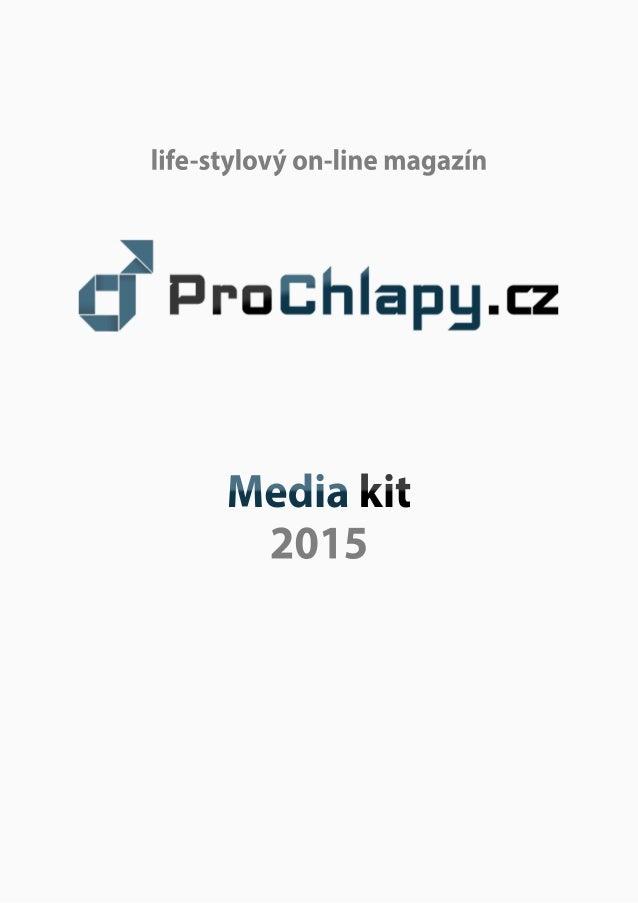 life-stylovýon-linemagazín 2015 Mediakit