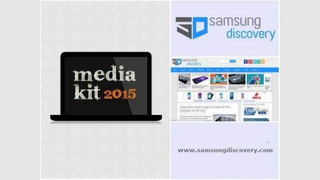 Media kit Samsung Discovery 2015-2