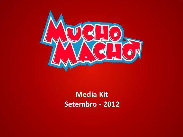 Media KitSetembro - 2012