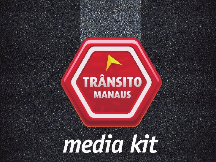 Mediakit Transito Manaus