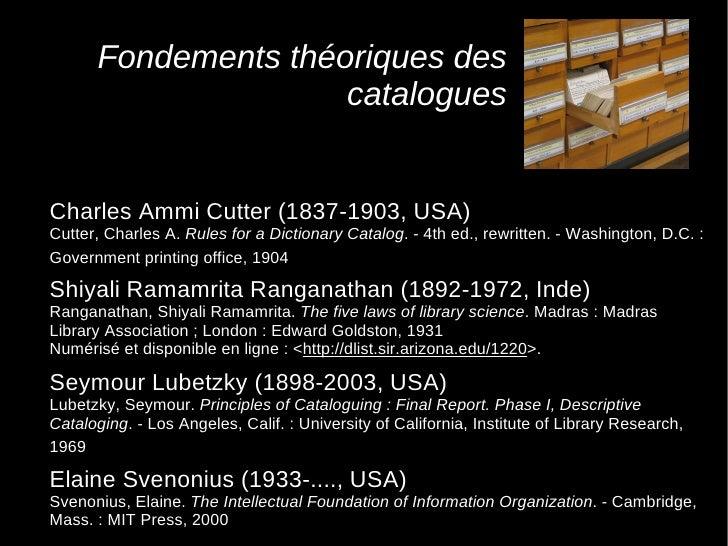 Les catalogues sur le Web Slide 3