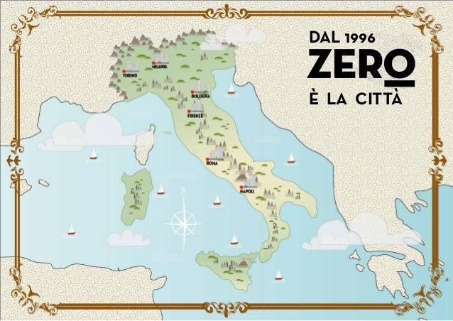 Zero Edizioni e la strategia di branded content  Slide 2