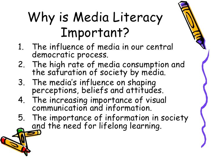 media literacy introduction
