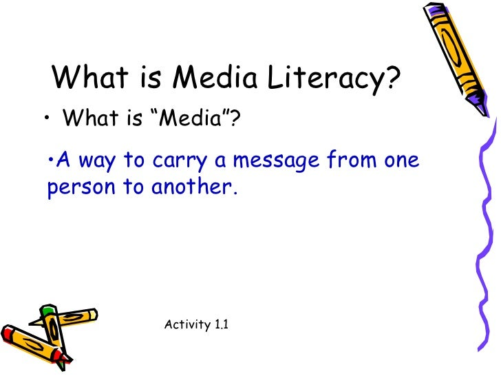 why is media literacy important Jennifer ladner, co founder of screen savvy kids what is media literacy, and why it important commonsensemedia literacy what important imx0m url.